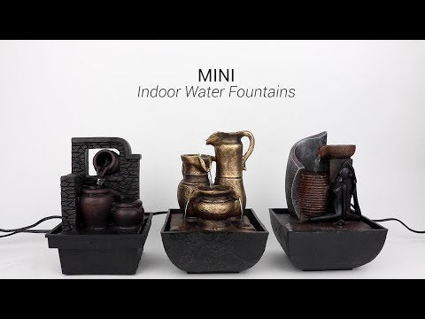 Wholesale Mini Yogi Zen Indoor Water Fountain