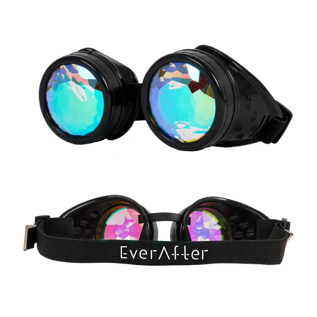 Limited Edition Ever After Kaleidoscope Goggles