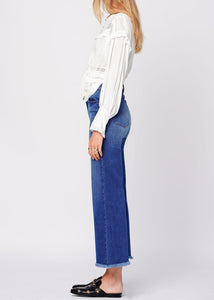 Claudia Wide Leg Crop - Hey Sunshine
