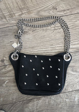 Load image into Gallery viewer, Leather Studded Bag