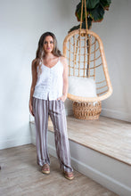 Load image into Gallery viewer, Marina Stripe Wide Leg