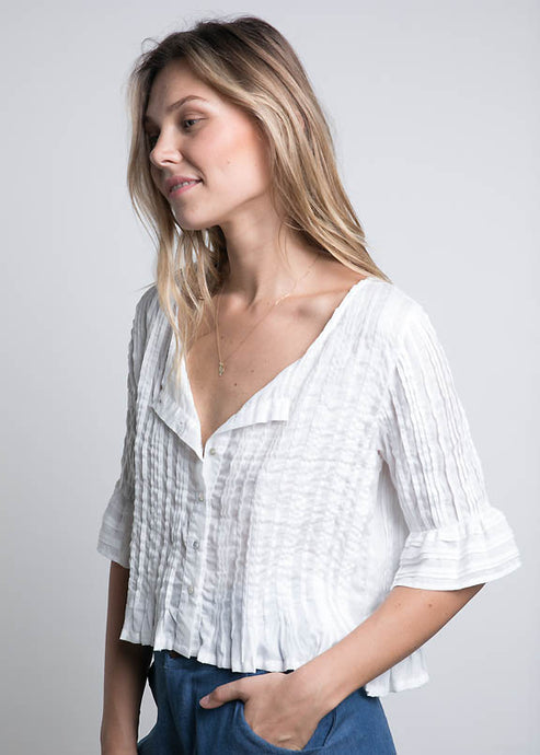 Sonora Top Ivory