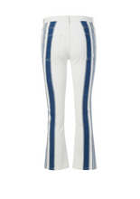 Load image into Gallery viewer, Cropped Mini Boot Baja Stripe Pant