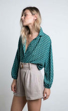 Load image into Gallery viewer, Mana Shirt - Agra Green