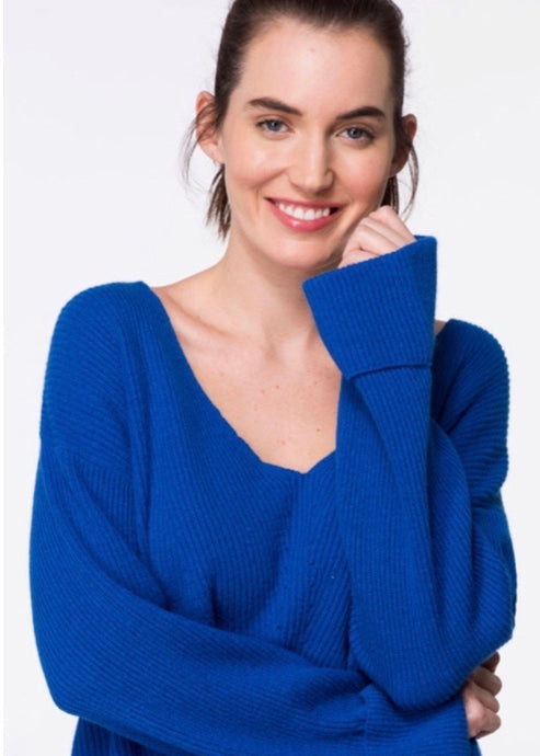 Maud Cashmere Sweater