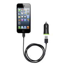 Belkin | Car Charger with Lightning to USB Cable