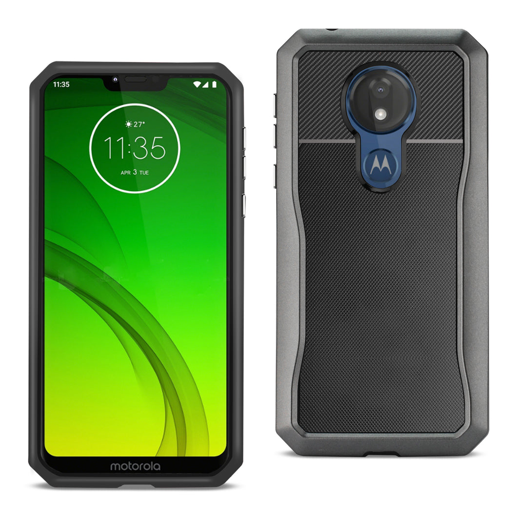 REIKO | Moto G7 Power Shockproof Case