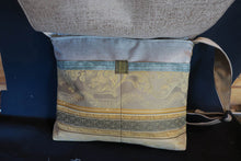 Load image into Gallery viewer, So this is Progress Bag. Handmade from recycled materials.