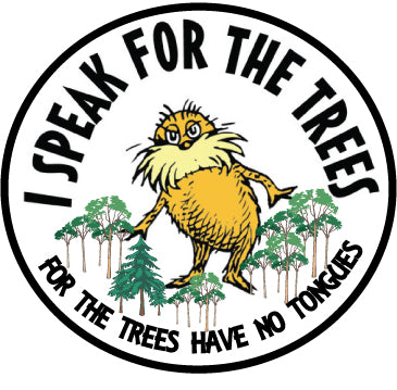 Lorax speak trees Patch