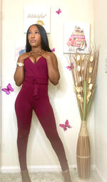 """Michelle"" Cami Jumpsuit"
