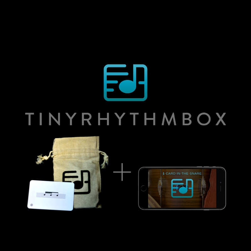 TINYRHYTHMBOX BASICS: CARDS + INSTRUCTIONAL VIDEOS - TINYRHYTHMBOX