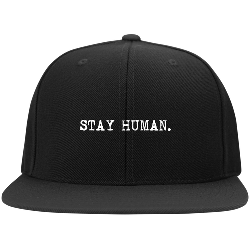 Stay Human - Scott Hildreth -  Snapback Hat
