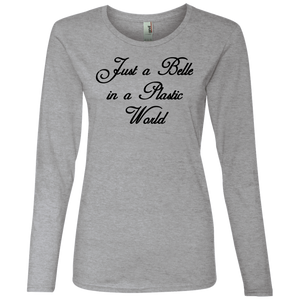 Belle - Lightweight LS T-Shirt