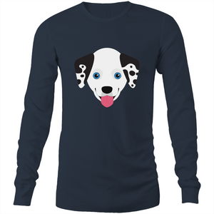 Dalmatian - Mens Long Sleeve Tee