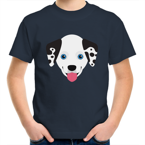 The Pet Parent Dalmatian Kid's Shirt