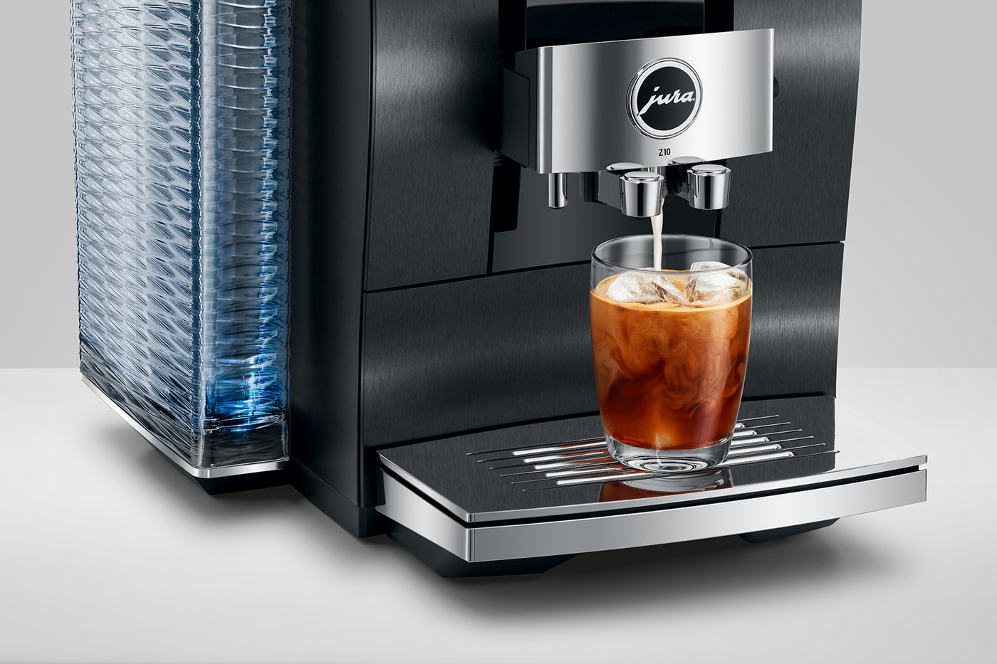 JURA Z10 kaffemaskine Hot & Cold Brew