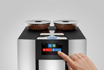Did your Jura espresso machine stand still?