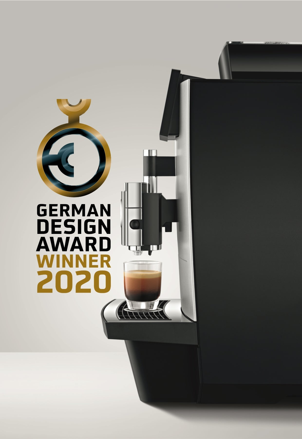 Jura X10 vinder German Design Award 2020