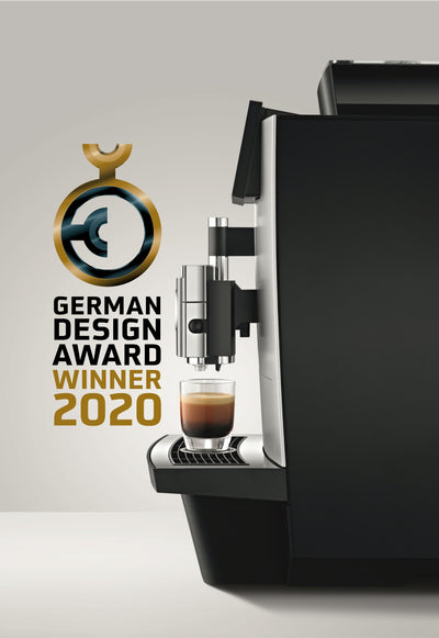 Jura X10 wins German Design Award 2020