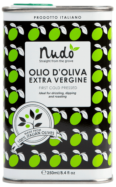 Nudo Extra Virgin Olive Oil (250 ml.) har upphört