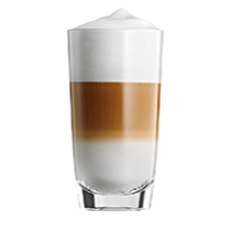 Jura Latte Macchiato coffee