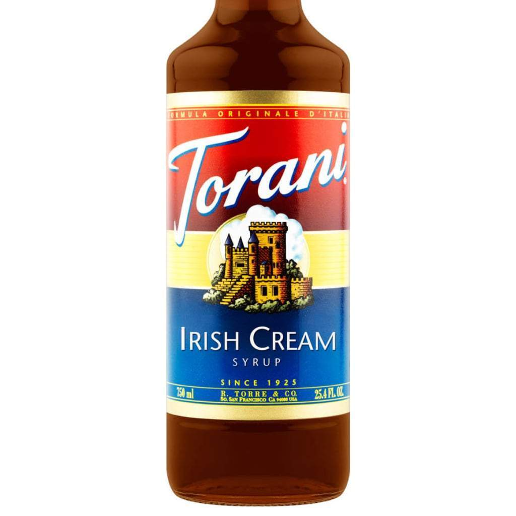 Torani Irish Cream Kaffesirup