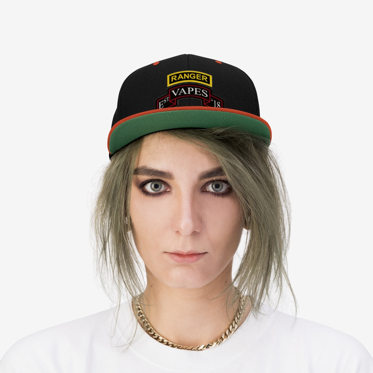 Ranger Vapes Flat Bill Snap back