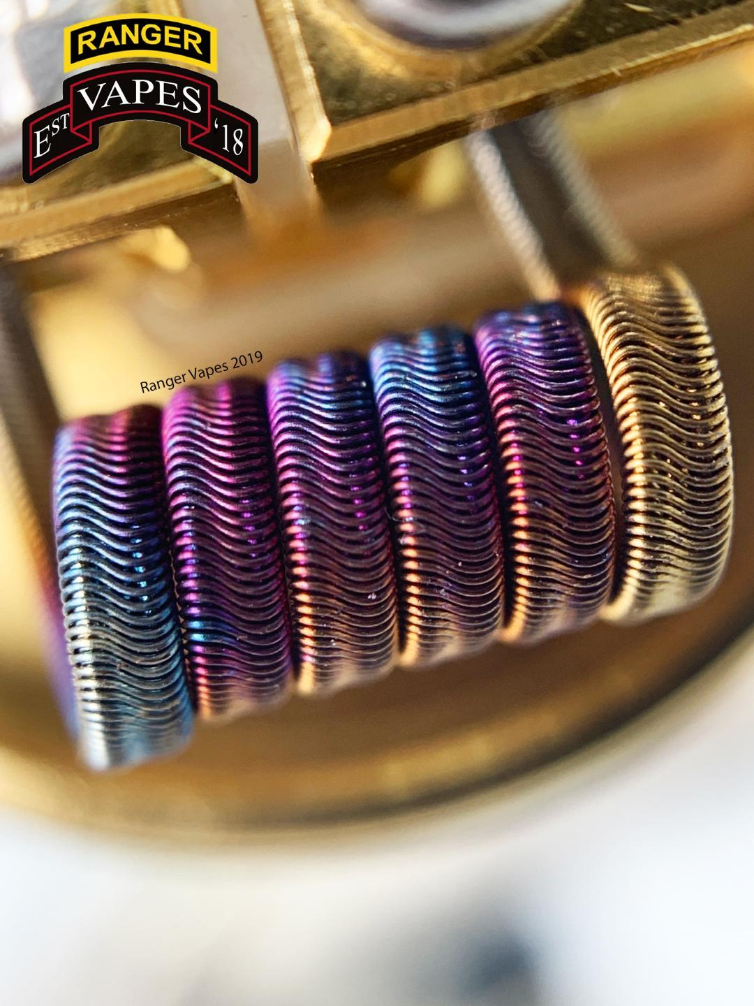 Coil Pre-Burn and Strum