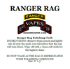 Ranger Rag Polishing Cloth