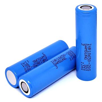 Samsung 20S 18650 2000mAh 30A Battery - INR18650-20S