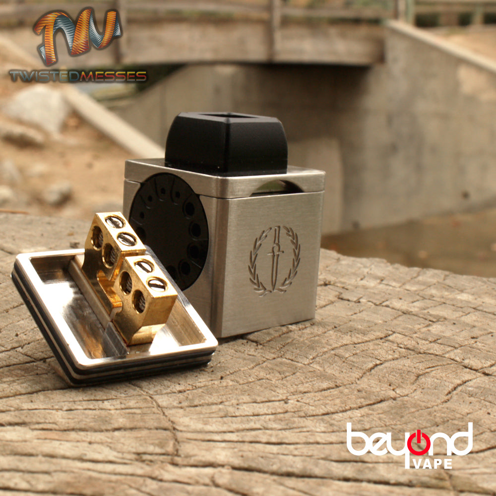 Cubed TM3 RDA by Twisted Messes
