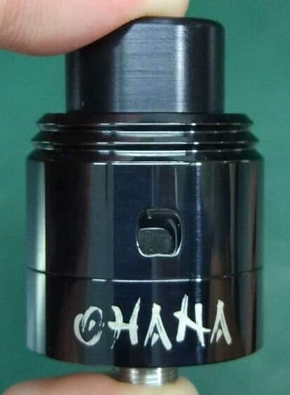 Ohana RDA by Johnny Dripps & Heavy Metal Vaper