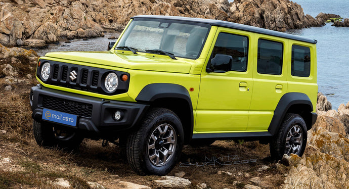 Five-door Jimny coming soon? Will it be a reality?