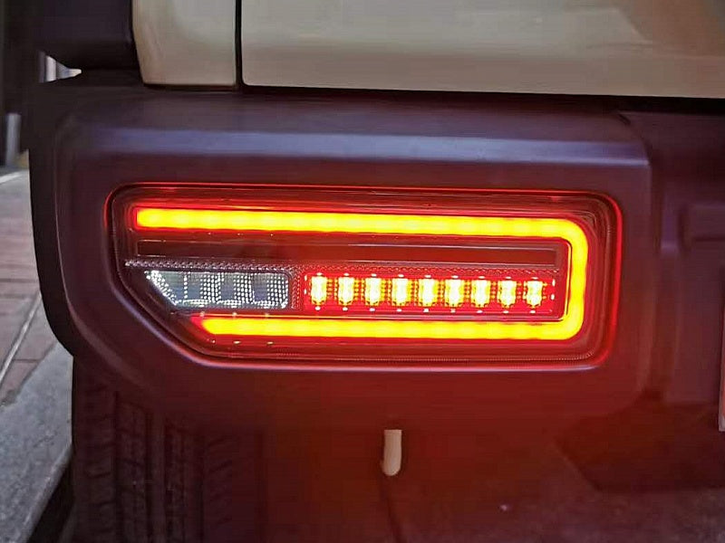 LED Tail Lights for Suzuki Jimny JB64 JB74 2018-2019