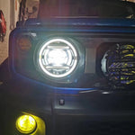 Headlight cover for Suzuki Jimny 2018-