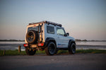 2019+ Jimny Roof Rack with Lightbar and Ladder