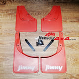 Mud Flaps for Suzuki Jimny Sierra JB74 2018-2020