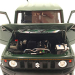 BM Creations 1:18 Suzuki Jimny Sierra Jungle Green (RHD )  limited 999 units (18B0005)