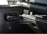 Interior door handle cover for Jimny 2018-