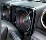 Meter display garnish for Suzuki Jimny 2018-