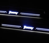 Sequential LED step plate for Jimny 2018-