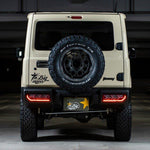 Sequential tail-light for Suzuki Jimny 2018-