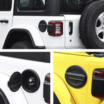 Gas Cap Cover for 2018-2020 Jeep Wrangler JL
