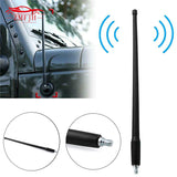 "13"" AM FM Radio Antenna for Jeep Wrangler JK JL 2007-2018"