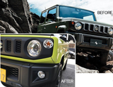 Winker/signal lamp cover for Jimny2018-