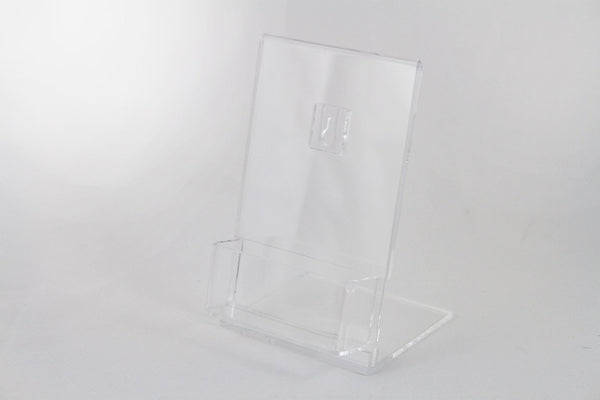 eHopper Gift Cards - 4x6 Acrylic Gift Card Display Stand