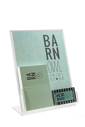 eHopper Gift Cards - Gift Card and Backer Acrylic Display Stand