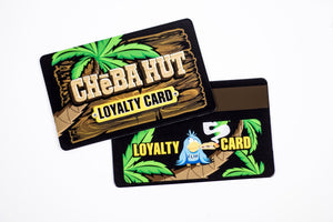 eHopper Gift Cards - eHopper Loyalty Cards - Custom Matte