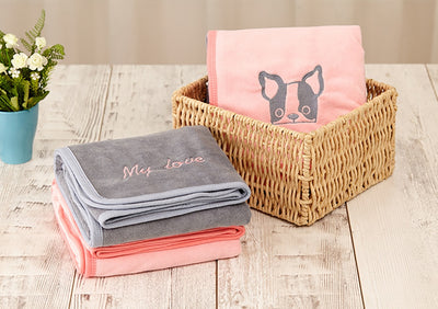 Puppy Towel Microfiber Strong Absorbing Towel for Puppy Towel