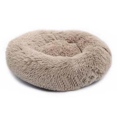Round Dog Bed Best For Winter